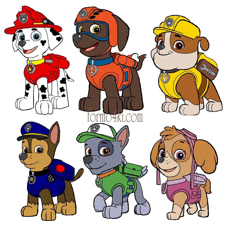 Раскраски с собаками для 10 лет