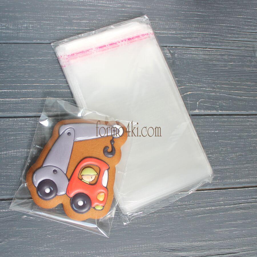 пакетики с клейкой лентой москва